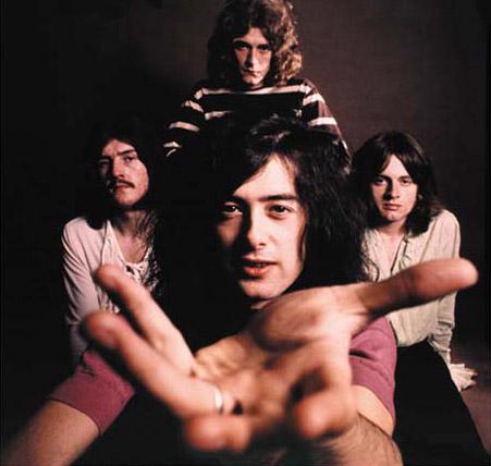 Ustalara Saygı: Led Zeppelin