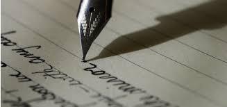 defter, kalem ve bizim mektuplar
